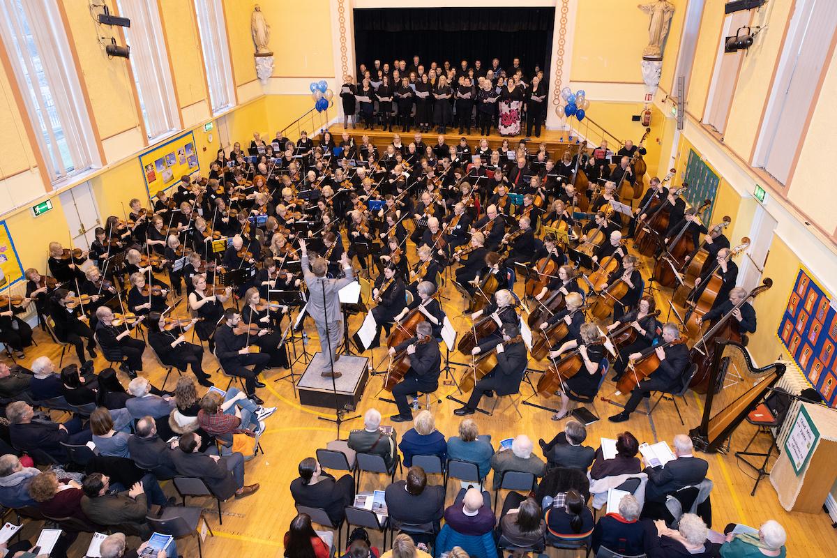St Agnes' Parents' Orchestra