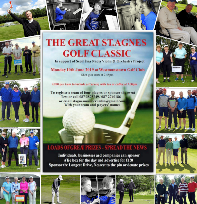 Golf Classic Fundraiser