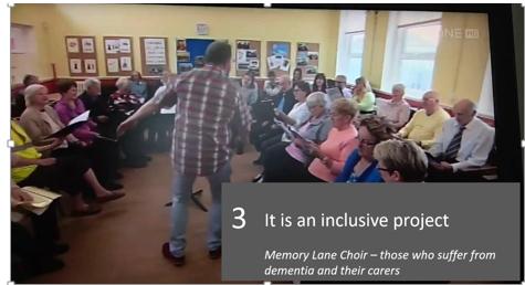 Memory Lane Choir