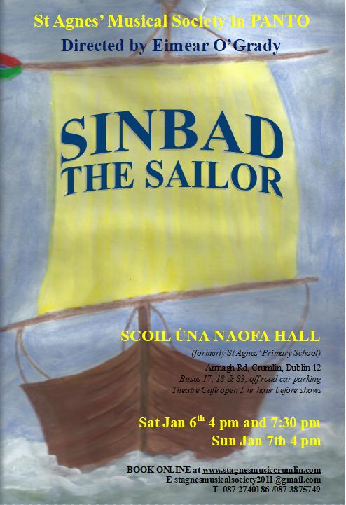 "Ninth production – ""Sinbad the Sailor"", January 2018"