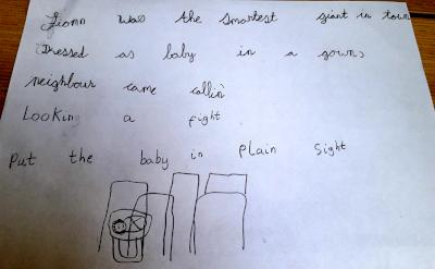 Tessa's Giant Poem