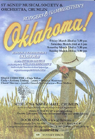 "Twelfth production – ""Oklahoma!"", March 2019"