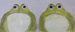 Frogs two by two