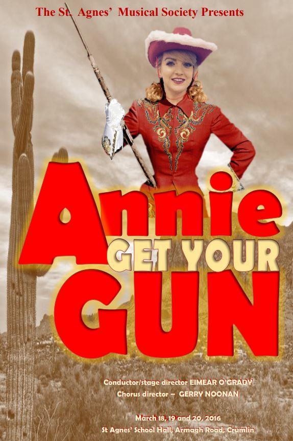 Annie get You Gun