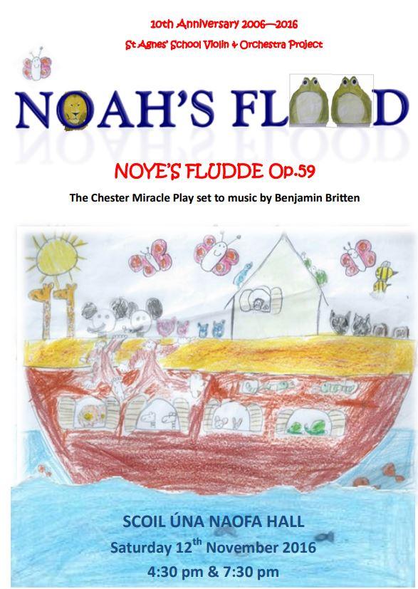 Noah's Flood Brochure Cover
