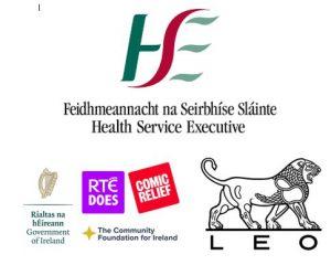 HSE Comic Relief Leo Pharma