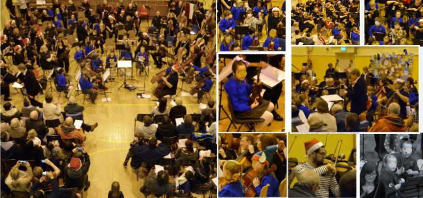 Annual School Christmas concert
