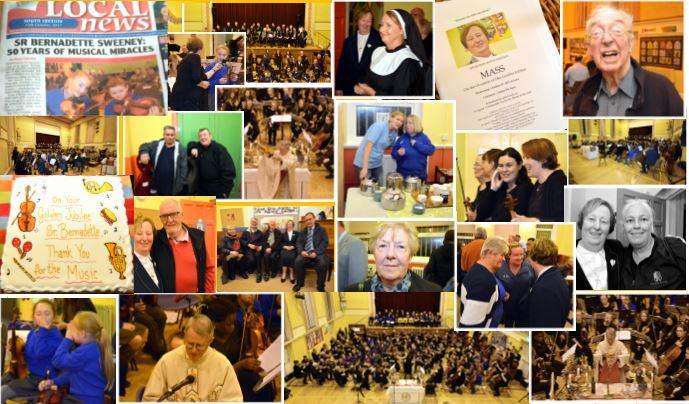 Sr Bernadette's Golden Jubilee