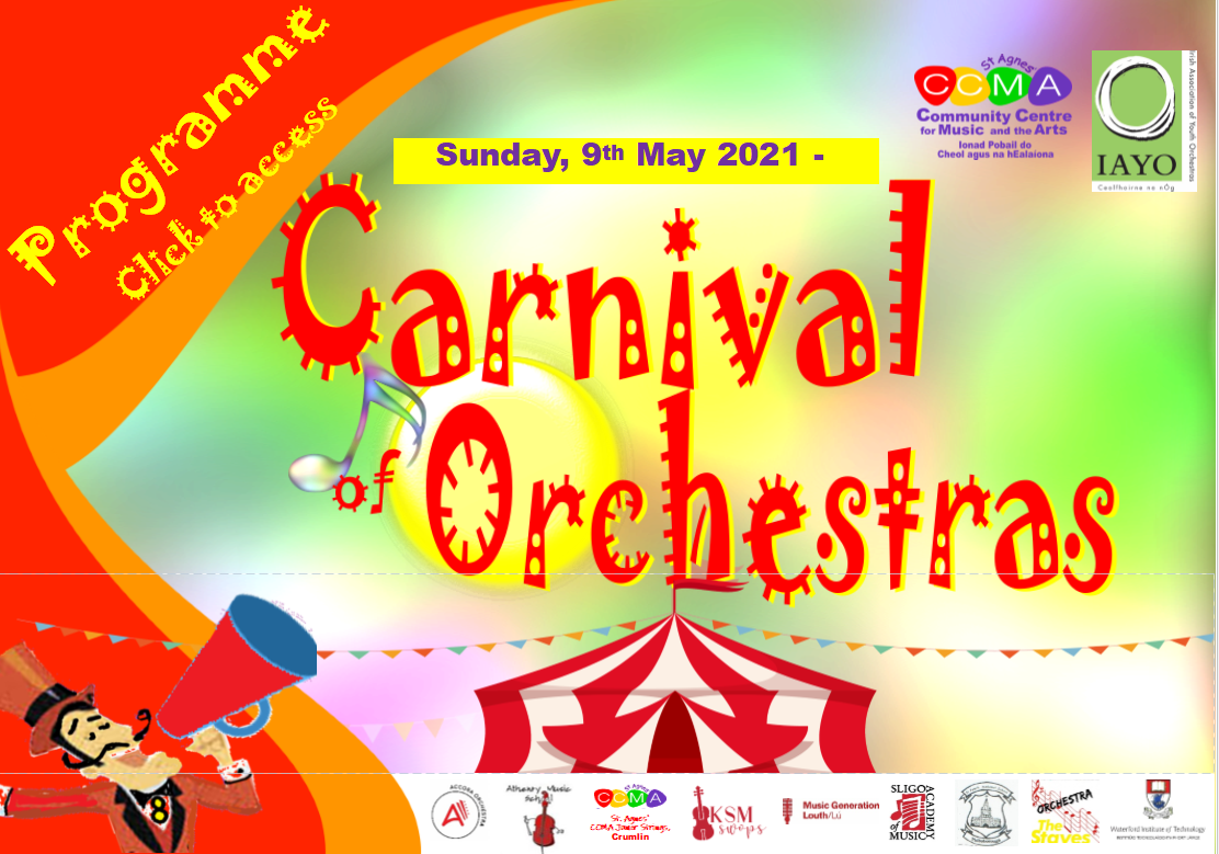 Carnival of Orchestras May 9 2021